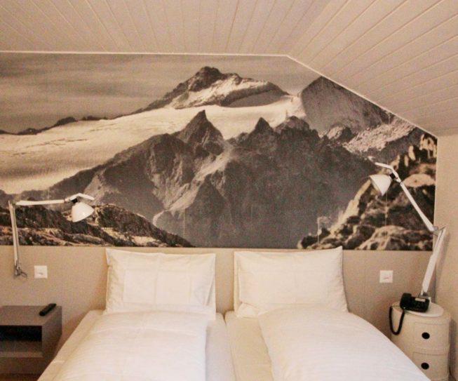 Double Attic Room